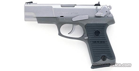 Ruger KP90 SS Slide .45ACP  Guns > Pistols > Ruger Semi-Auto Pistols > Full Frame Autos