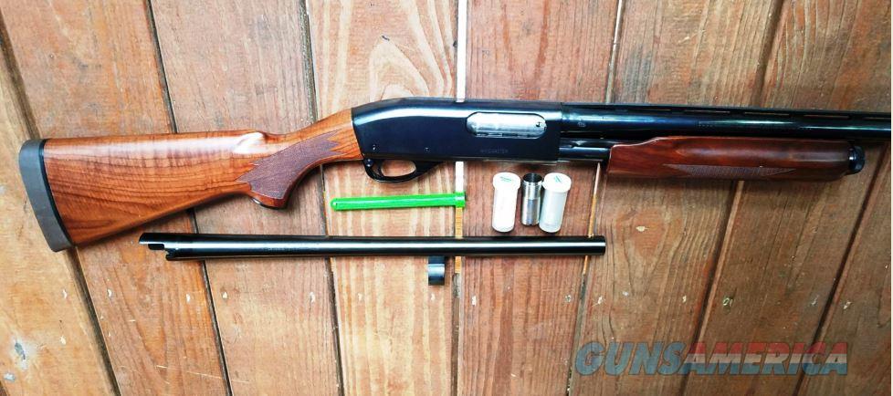 """Remington 870 Wingmaster, 12 gauge 3""""  Guns > Shotguns > Remington Shotguns  > Pump > Hunting"""
