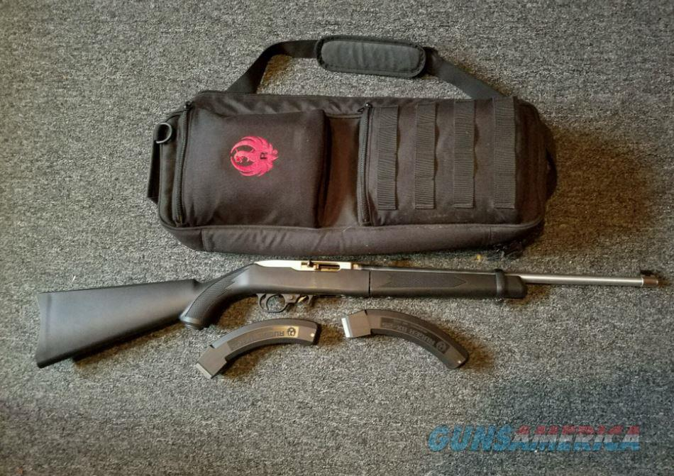 Ruger 10-22 Stainless Takedown  Guns > Rifles > Ruger Rifles > 10-22