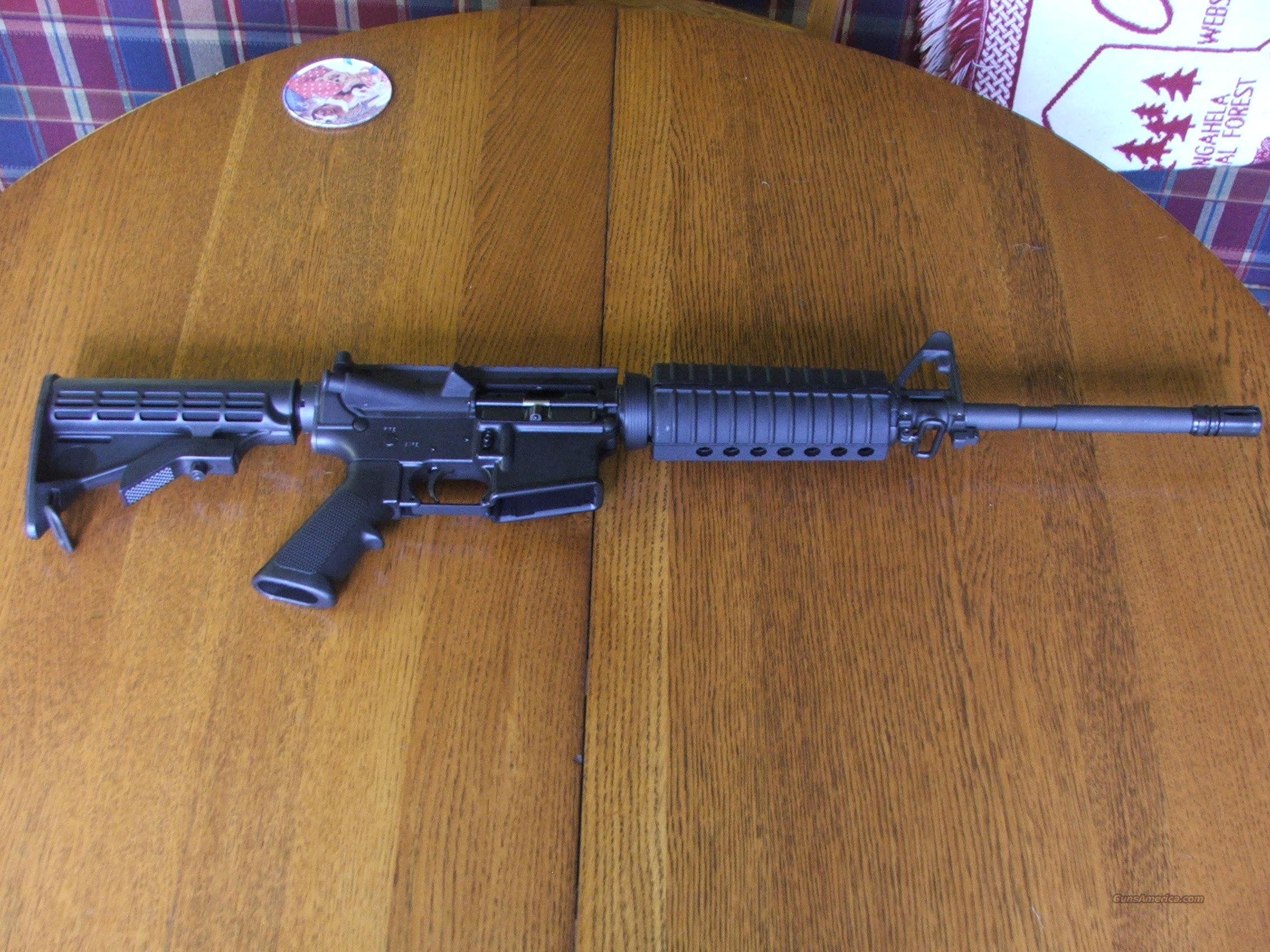 AR-15 M4 Style:  Fulton Armory  Guns > Rifles > AR-15 Rifles - Small Manufacturers > Complete Rifle