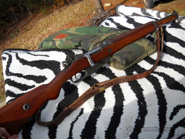 7x57 mm Turkish Calivery carbine butter knife bolt  Guns > Rifles > Mauser Rifles > Turkish