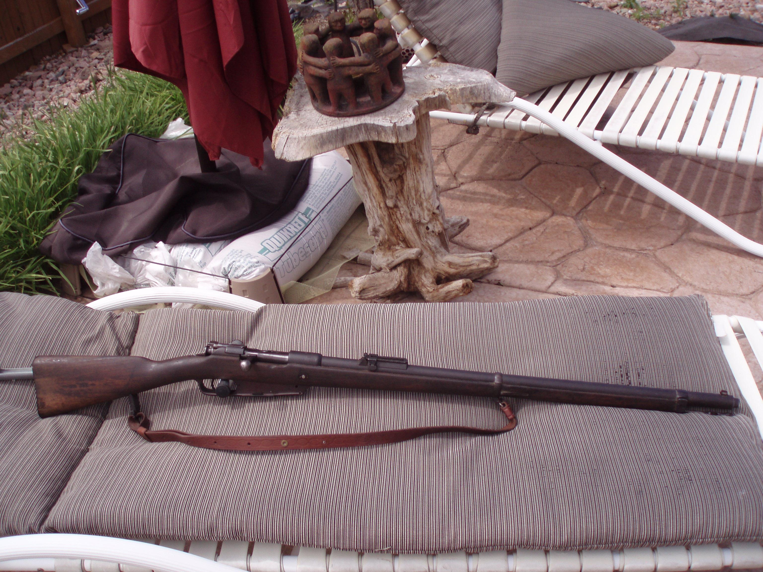 1890 Steyr GEW 88 - Price Reduced!  Guns > Rifles > Military Misc. Rifles Non-US > Other