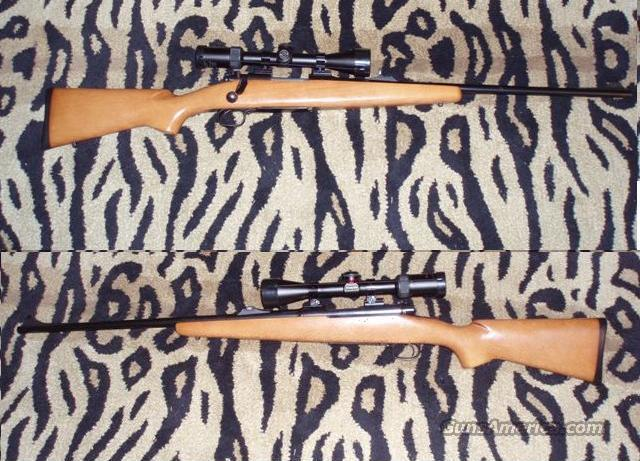 Winchester Model 70 Youth .243 Win  Guns > Rifles > Winchester Rifles - Modern Bolt/Auto/Single > Model 70 > Post-64