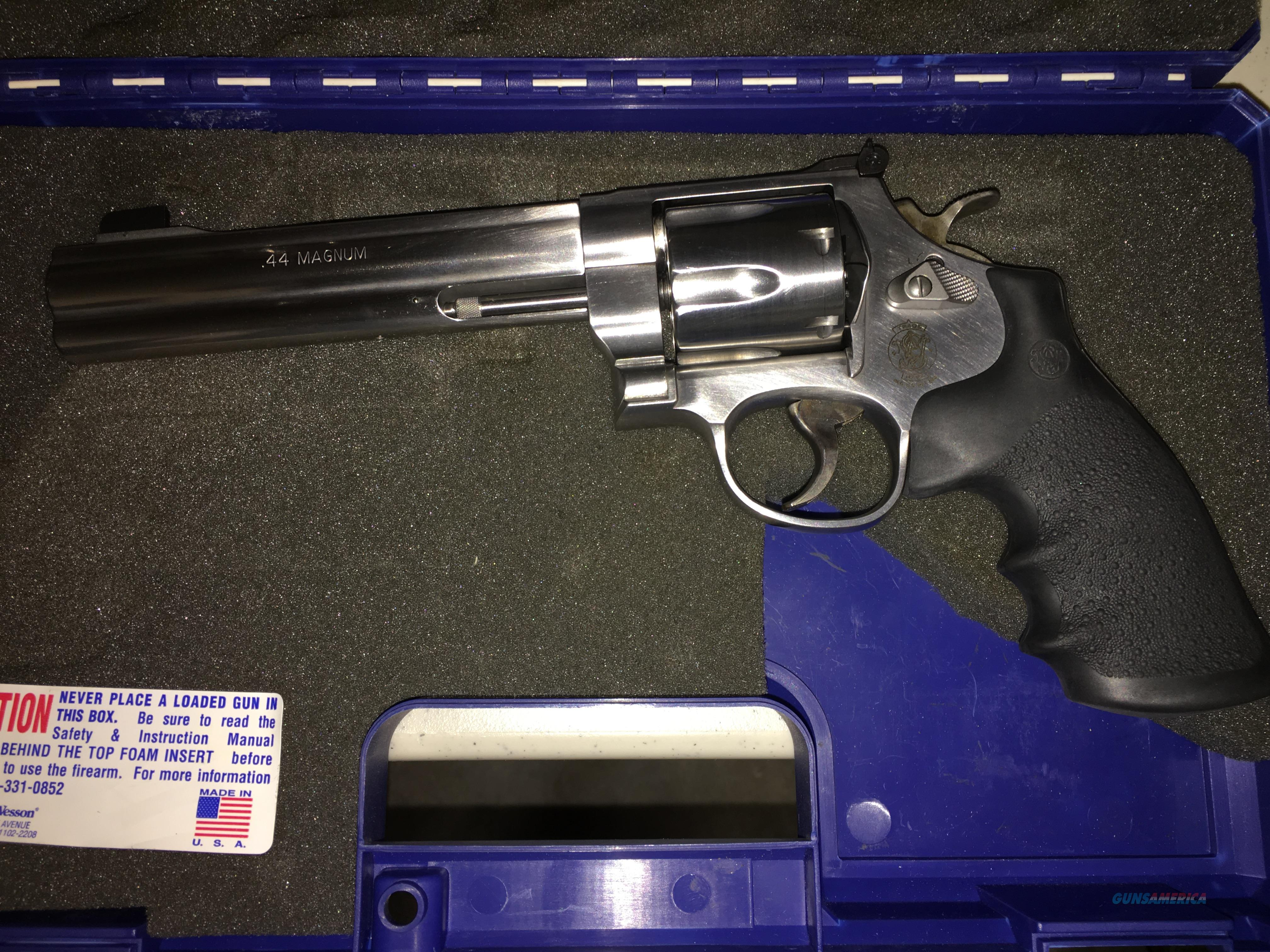 "S&W 629 Classic 6.5"" Barrel, Magna Port .44 MAG.  Guns > Pistols > Smith & Wesson Revolvers > Model 629"