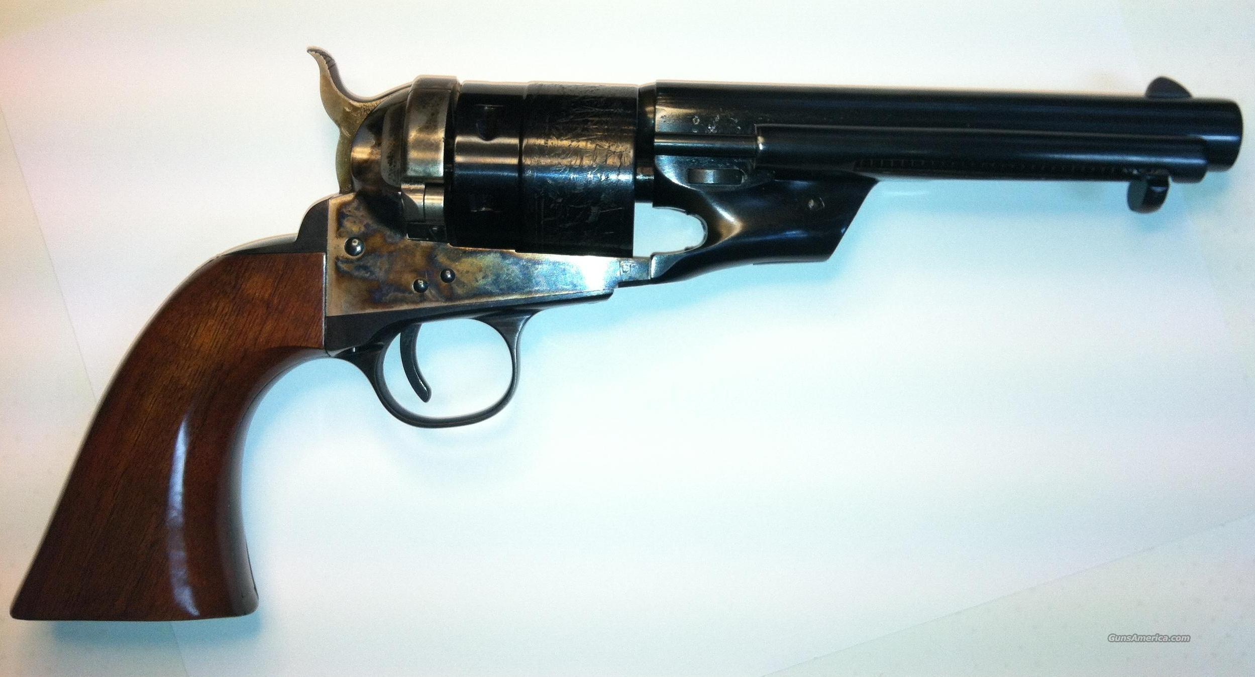 Cimarron 1860 Richards transition .44 spl. 5 1/2 in  Guns > Pistols > Cimmaron Pistols