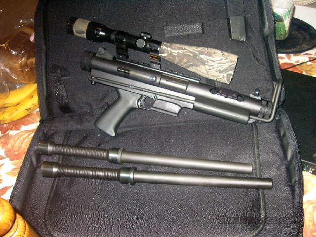 FEATHER IND/USA 460 ROWLAND /45ACP W/ 3-12X56 STEINER SCOPE W/500RDS           Guns > Rifles > Feather Industry Rifles