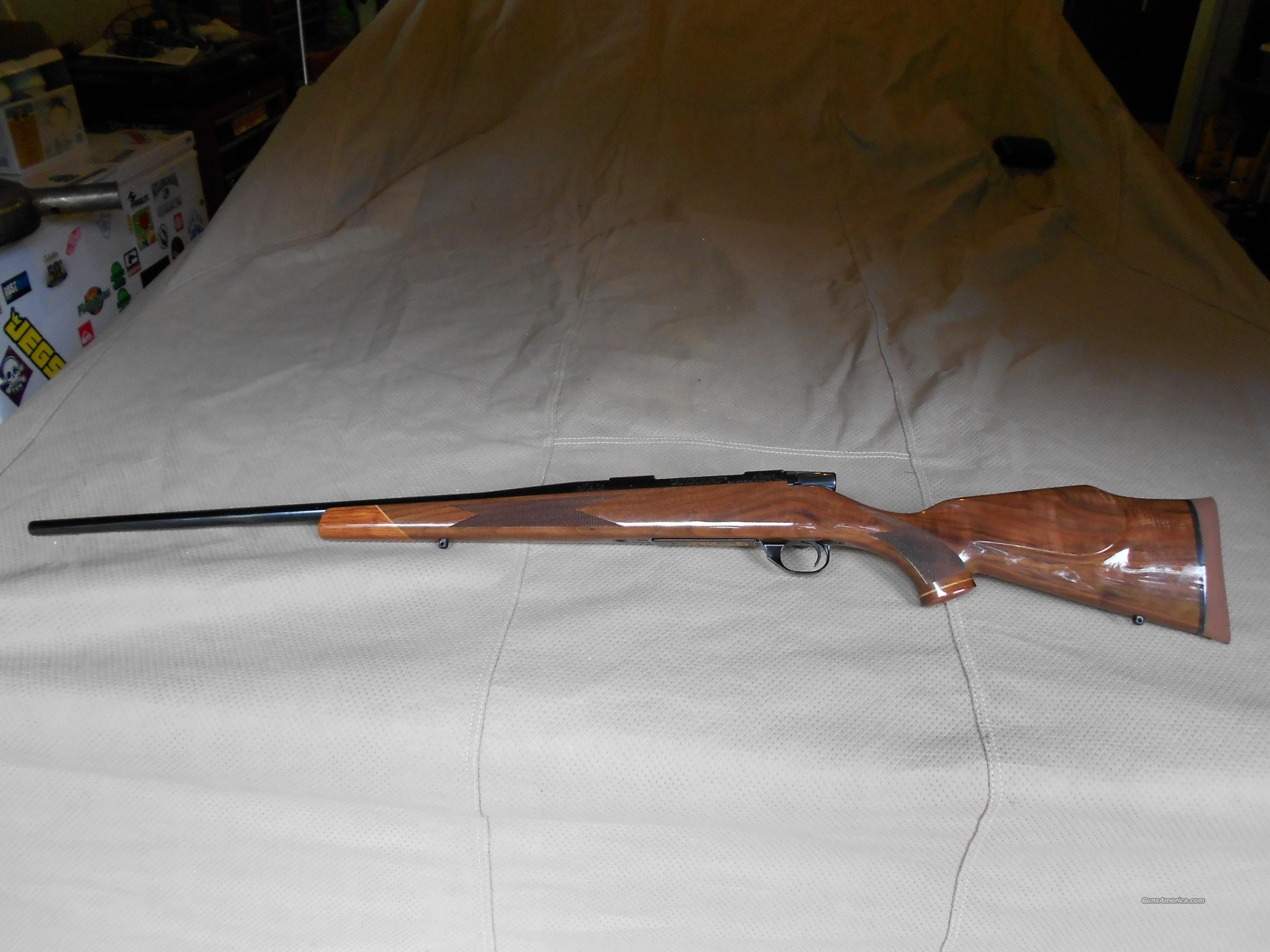 Weatherby Vanguard Deluxe .300 Wby Mag  Guns > Rifles > Weatherby Rifles > Sporting