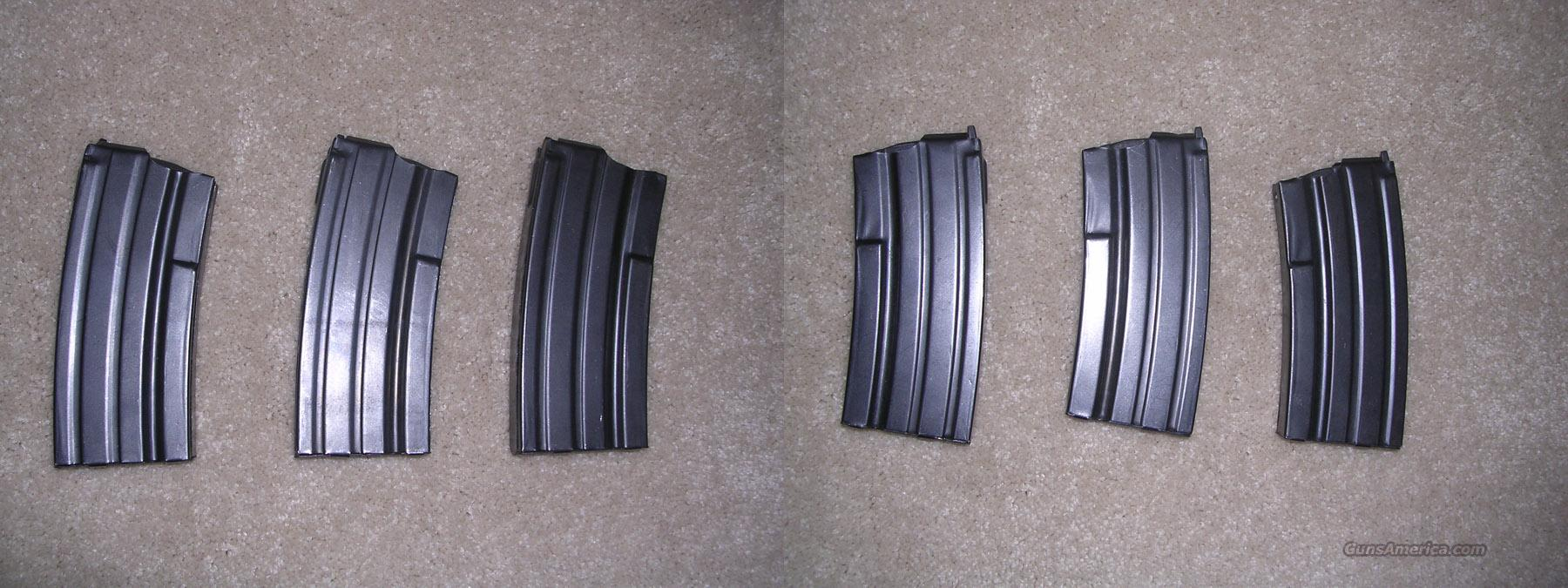 mini 14 20 Round Magazine  Non-Guns > Magazines & Clips > Rifle Magazines > Mini 14