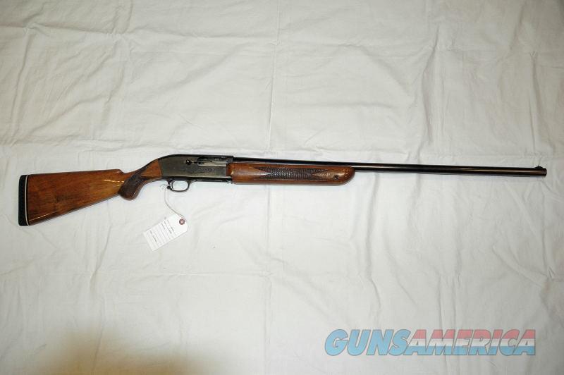 Browning Double Auto Belgian Mfg 12 Gauge Mfg 1955-57  Guns > Shotguns > Browning Shotguns > Autoloaders > Trap/Skeet