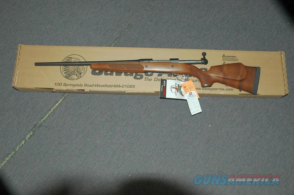 Savage model 11 (.243 Win) NIB  Guns > Rifles > Savage Rifles > 11/111