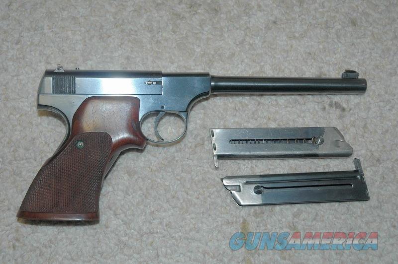 Colt Pre Woodsman Mfg 1924 w/2 Mags  Guns > Pistols > Colt Automatic Pistols (22 Cal.)