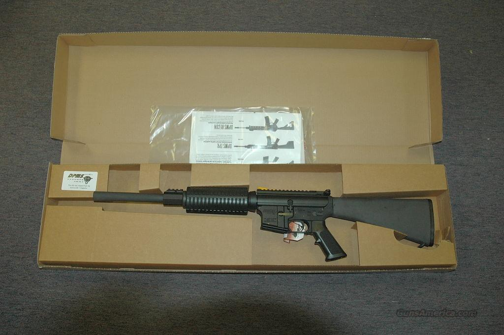DPMS model A-15 NIB Heavy BBL  Guns > Rifles > DPMS - Panther Arms > Complete Rifle