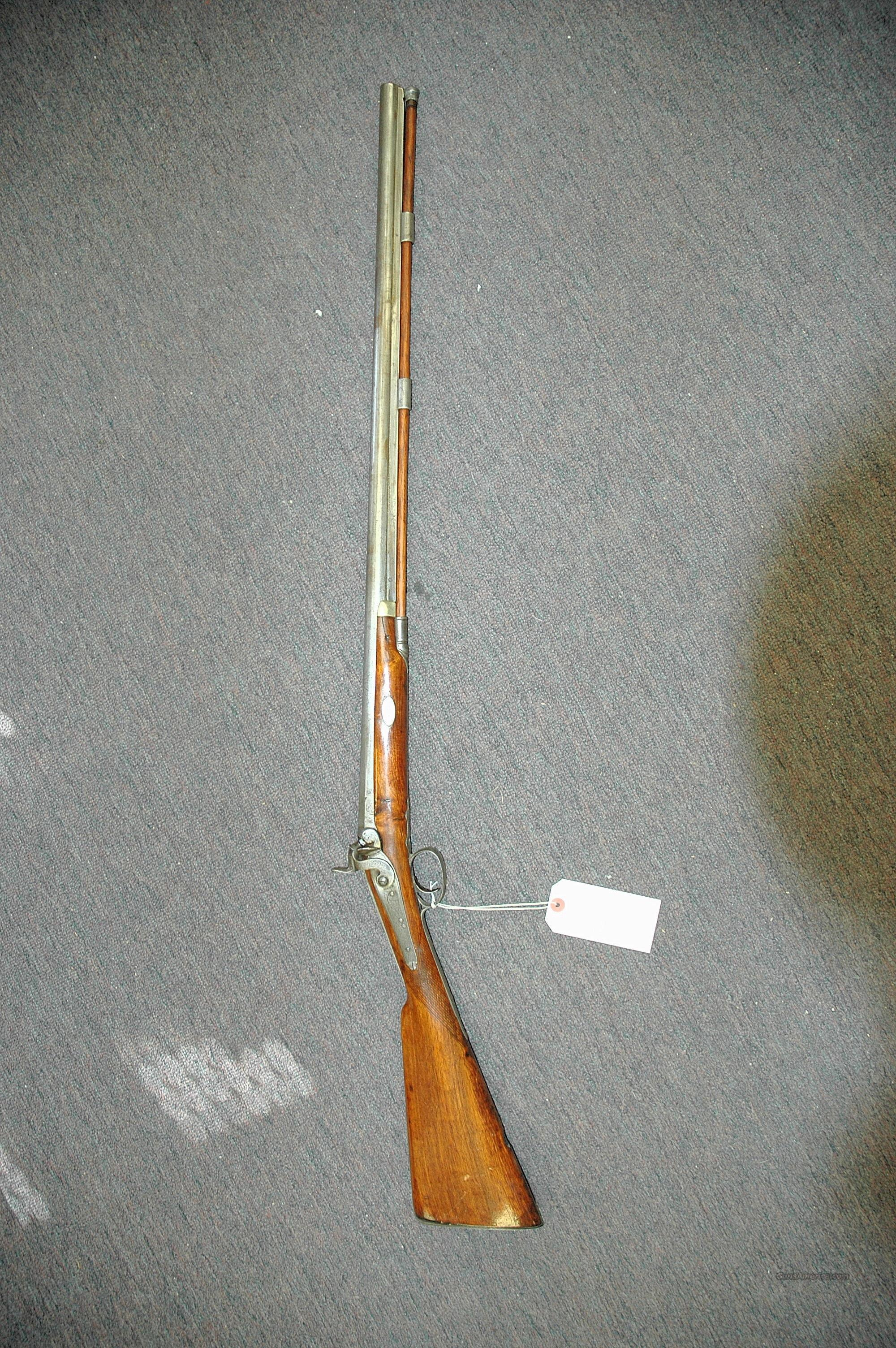 Lewis and Tomes single shot 16 Gauge  Guns > Shotguns > Antique (Pre-1899) Shotguns - Misc.