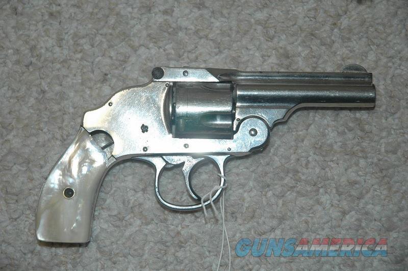 H&R Top Break 38 S&W   Guns > Pistols > Harrington & Richardson Pistols