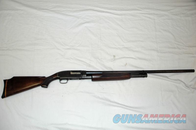 """Winchester 12 Mfg 1920 12 Gauge Full Choke 30""""  Guns > Shotguns > Winchester Shotguns - Modern > Pump Action > Trap/Skeet"""
