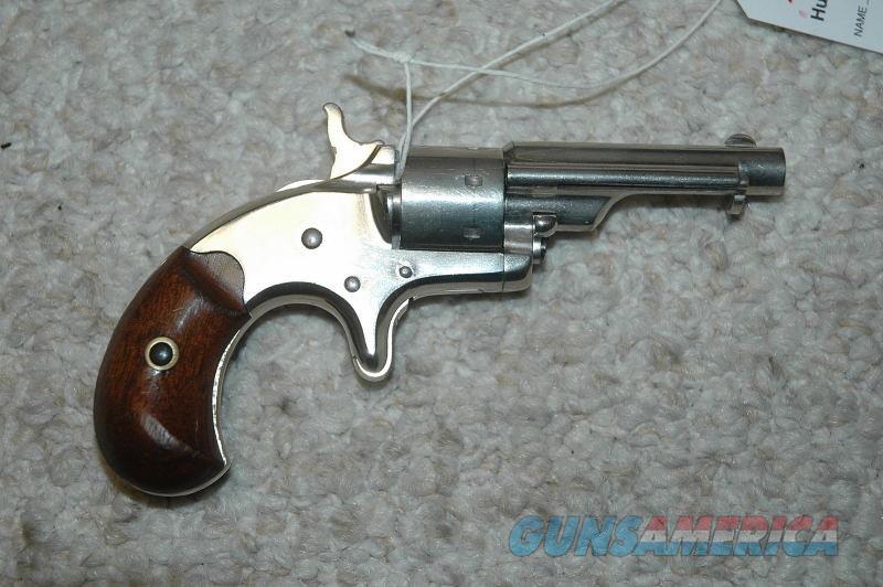 Colt Old Line Open Top Revolver 22 Short  Guns > Pistols > Antique (Pre-1899) Pistols - Ctg. Misc.