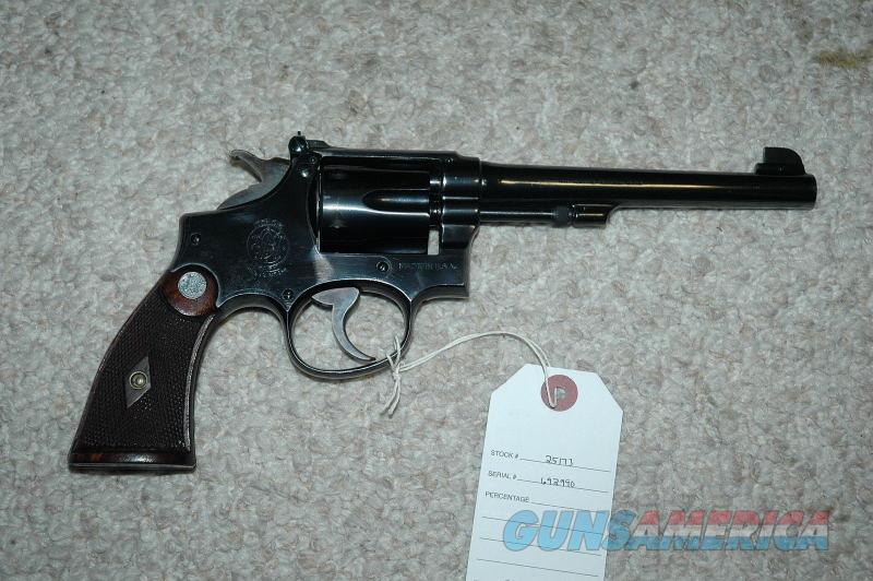 S&W K22/40 Mfg 1941 Excellent Condition  Guns > Pistols > Smith & Wesson Revolvers > Pre-1945