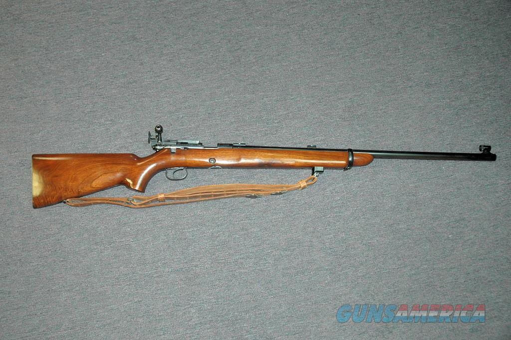 Winchester 52B Mfg 1938 22 LR  Guns > Rifles > Winchester Rifles - Modern Bolt/Auto/Single > .22 Boys Rifles