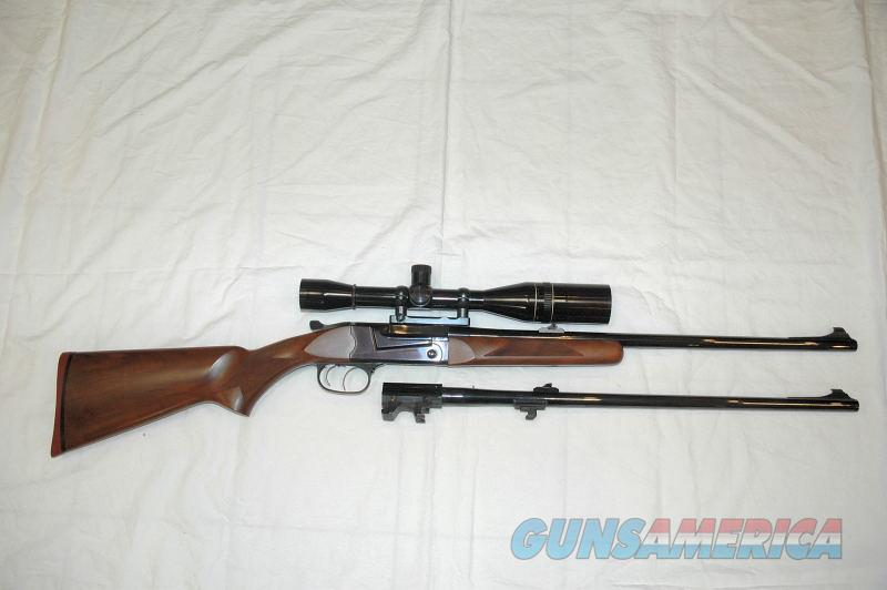 Thompson Center TCR83 Single Shot 223 & 30-06  Guns > Rifles > Thompson Center Rifles > Encore