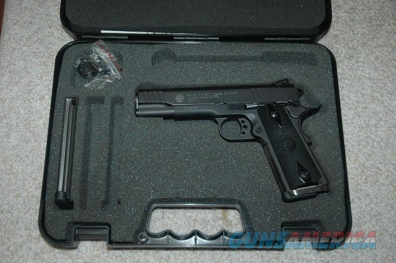 Taurus PT1911 w/3 Mags 9MM  Guns > Pistols > Taurus Pistols > Semi Auto Pistols > Steel Frame