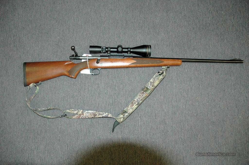 Winchester model 70 Westerner  Guns > Rifles > Winchester Rifles - Modern Bolt/Auto/Single > Model 70 > Post-64