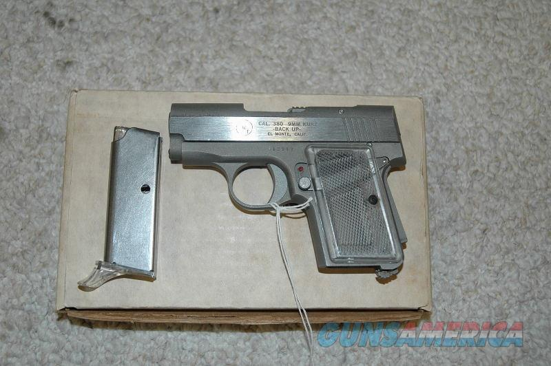 AMT Backup 380 Caliber  Guns > Pistols > AMT Pistols > Other