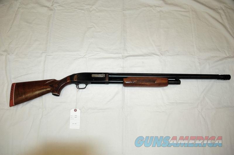 Mossberg 500AR w/ C-Lect-Choke 12 Gauge  Guns > Shotguns > Mossberg Shotguns > Pump > Sporting