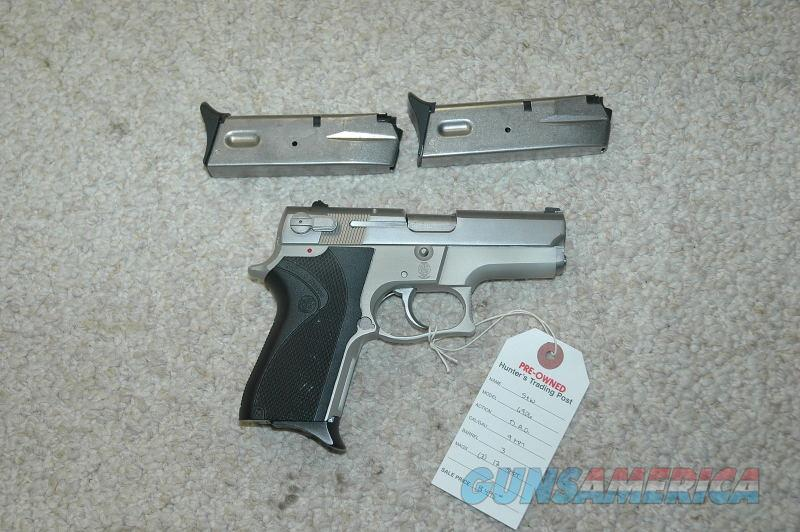 S&W 6906 w/3 12-shot mags  Guns > Pistols > Smith & Wesson Pistols - Autos > Alloy Frame