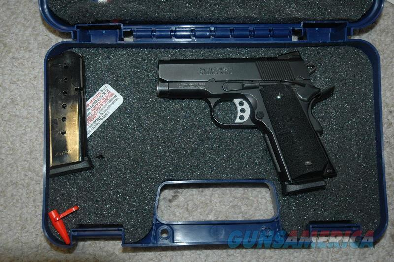 S&W 1911C Slightly Used 45 ACP  Guns > Pistols > Smith & Wesson Pistols - Autos > Alloy Frame