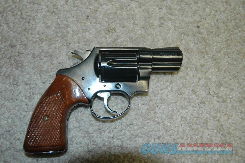 Colt Detective Special Mfg 1973 3rd Issue  Guns > Pistols > Colt Double Action Revolvers- Modern