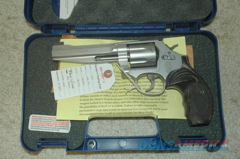 S&W 686 Pro Series Unfired (178038)  Guns > Pistols > Smith & Wesson Revolvers > Full Frame Revolver