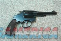 S&W M&P Model of 1905 4th Change 38 SPL (Mfg 1923)  Guns > Pistols > Smith & Wesson Revolvers > Pre-1945