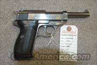Walther P38 AC41  Guns > Pistols > Walther Pistols > Pre-1945 > P-38