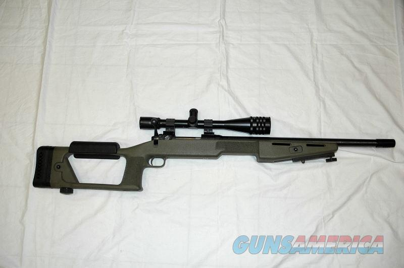 Savage 12 Heavy Barrel .223 Caliber  Guns > Rifles > Savage Rifles > 12/112