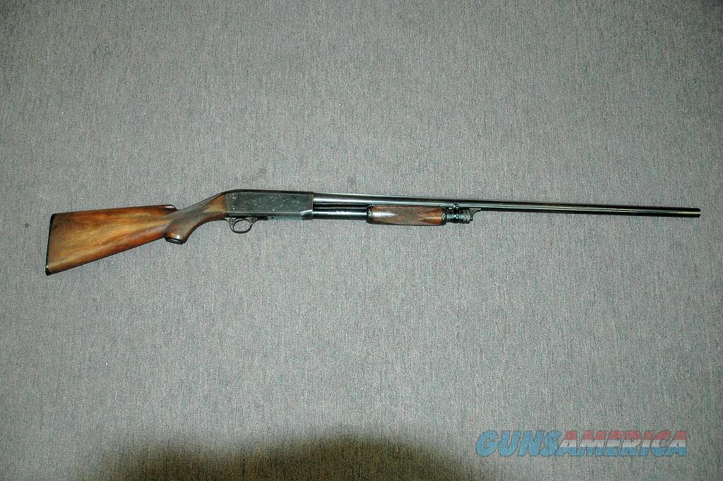 Remington 17-D (20 Gauge)  Guns > Shotguns > Remington Shotguns  > Pump > Trap/Skeet