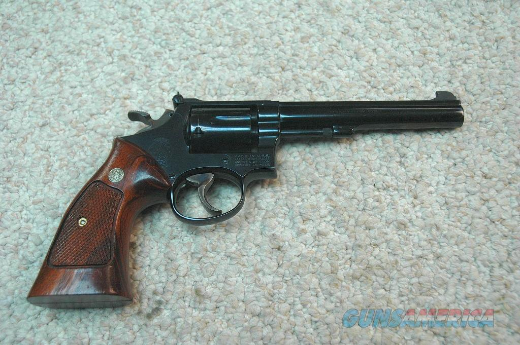 S&W 14-3 Mfg 1975 38 Special  Guns > Pistols > Smith & Wesson Revolvers > Med. Frame ( K/L )