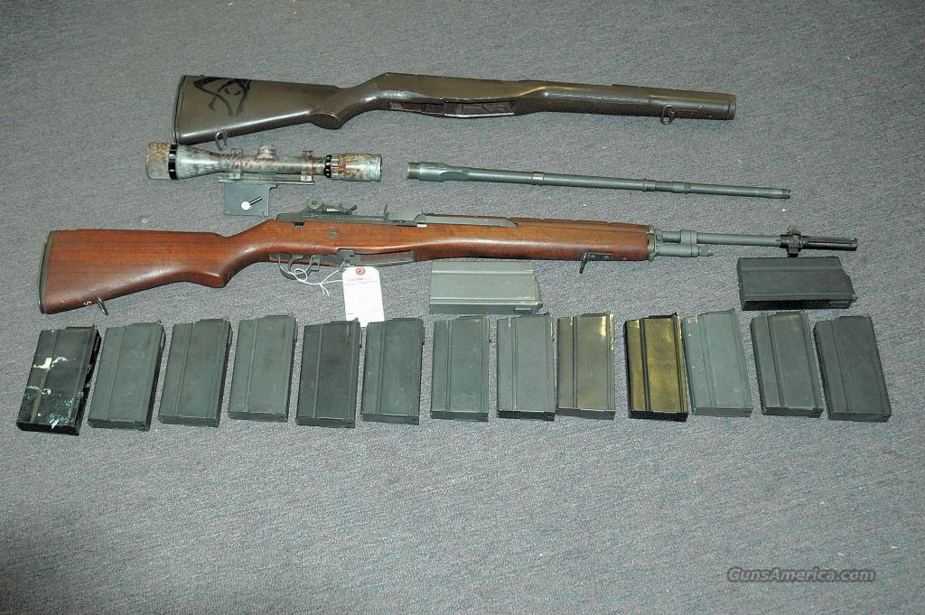 Polytech M-14S w/extras  Guns > Rifles > Military Misc. Rifles Non-US > Other