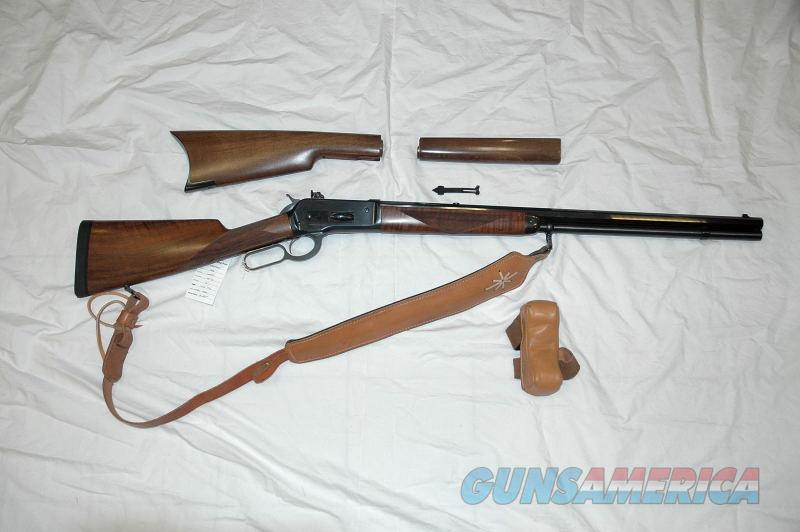 Browning 1886 w/custom stock 45-70  Guns > Rifles > Browning Rifles > Lever Action