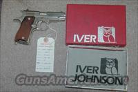 Iver Johnson model Pony  Guns > Pistols > Iver Johnson Pistols