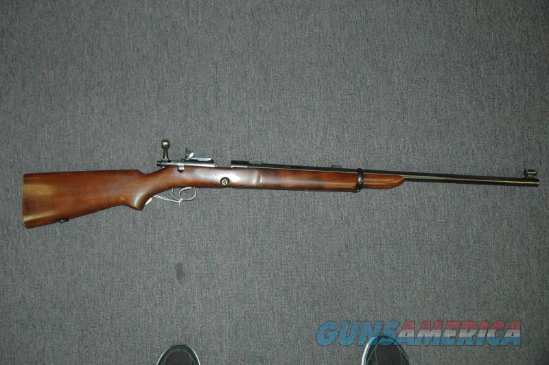 Winchester 52 Mfg 1933  Guns > Rifles > Winchester Rifles - Modern Bolt/Auto/Single > Other Bolt Action