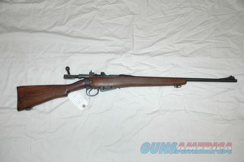 Savage No 4 MK I with Parker Hale Front Sight  Guns > Rifles > Savage Rifles > Other