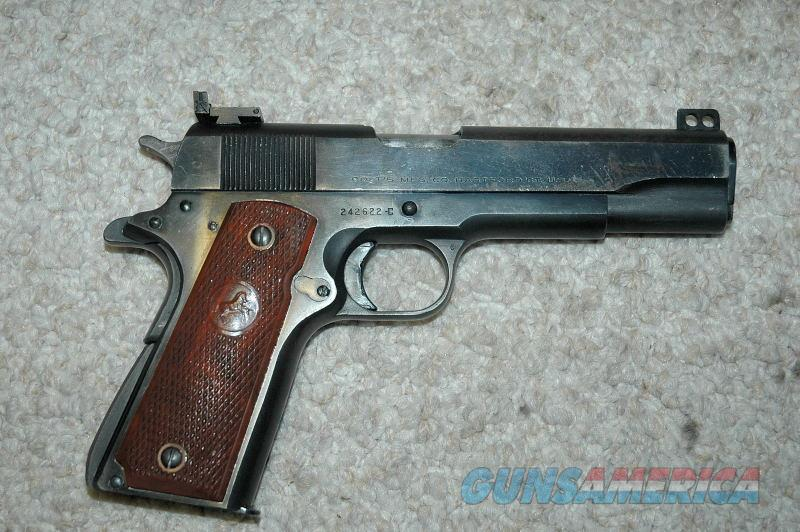 Colt 1911 Mfg 1950 Customized by Al Dinan  Guns > Pistols > Colt Automatic Pistols (1911 & Var)