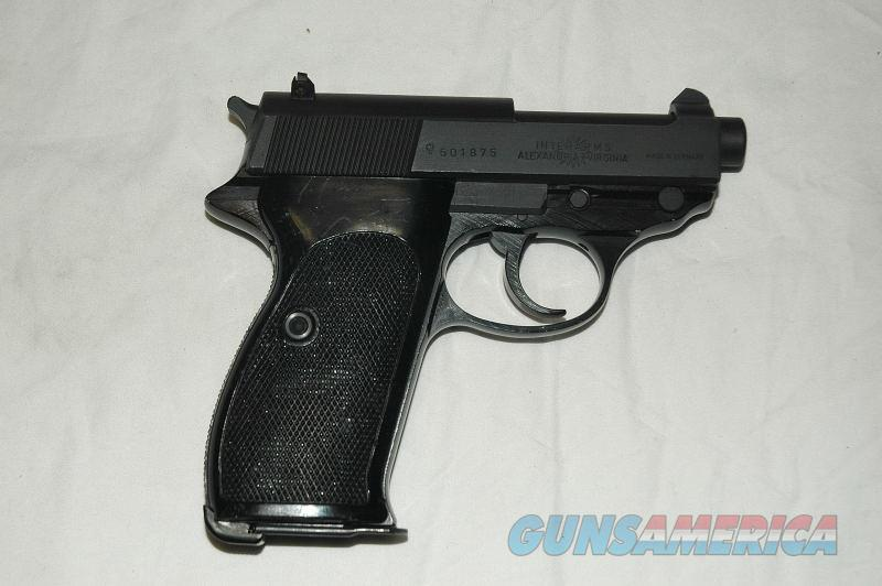 Walther P38-K Mfg 1974-1981 9MM  Guns > Pistols > Walther Pistols > Post WWII > P38