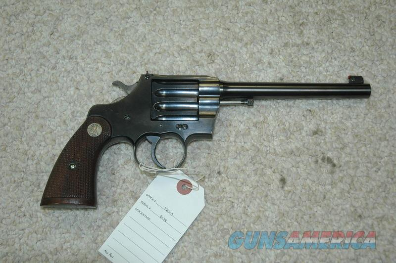 Colt Camp Perry Model 22 LR  Guns > Pistols > Collectible Pistols