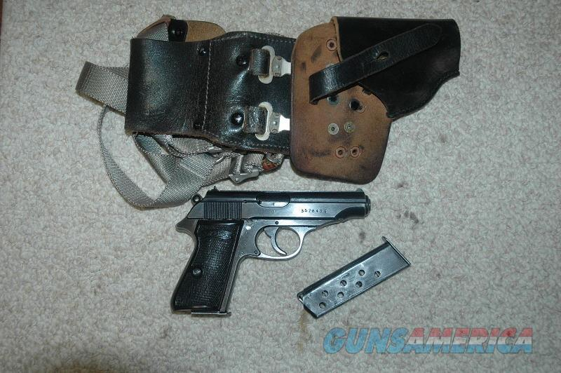 Walther PP German Police Mfg 1944 32 ACP  Guns > Pistols > Walther Pistols > Pre-1945 > PP