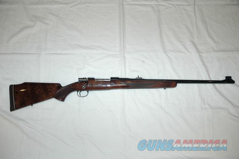 Browning Safari 375 H&H Made in Belgium 1970  Guns > Rifles > Browning Rifles > Bolt Action > Hunting > Blue