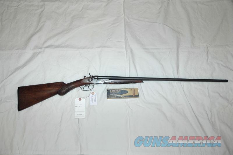 H&R Small Bore Hammer Gun .44 Caliber w/Ammo  Guns > Shotguns > Harrington & Richardson Shotguns