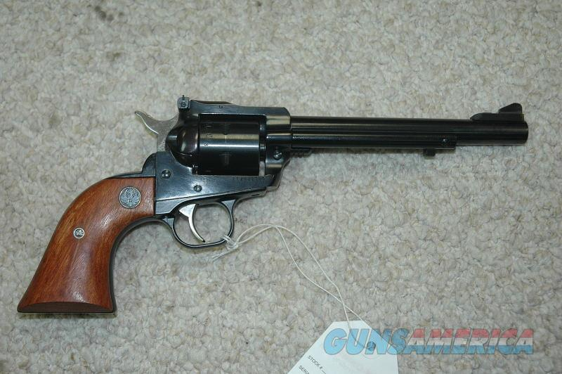 Ruger Single Six Blued 17 HMR  Guns > Pistols > Ruger Single Action Revolvers > Single Six Type