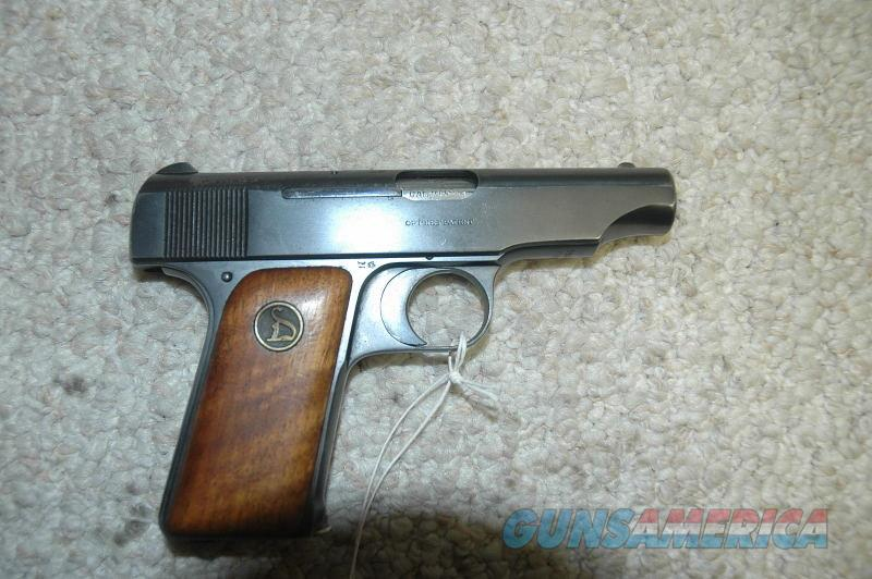Ortgies Pocket Auto 32 ACP  Guns > Pistols > Ortgies Pistols