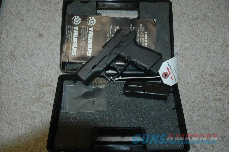 Taurus PT 111 9mm Used  Guns > Pistols > Taurus Pistols > Semi Auto Pistols > Polymer Frame